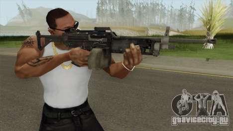 Rekoil FN-Minimi для GTA San Andreas