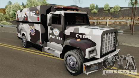 Enforcer GATE SP TCGTABR для GTA San Andreas