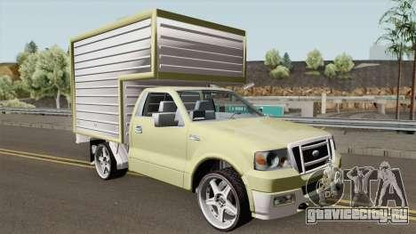 Ford F150 Van для GTA San Andreas