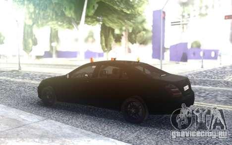 Mercedes-Benz S65 W221 для GTA San Andreas