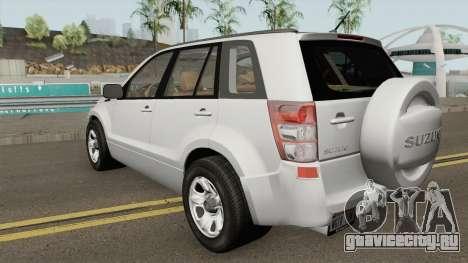 Suzuki Grand Vitara 2008 (US-Spec) для GTA San Andreas