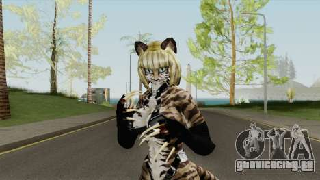 Chiala (Unreal Tournament 3 Cat) для GTA San Andreas