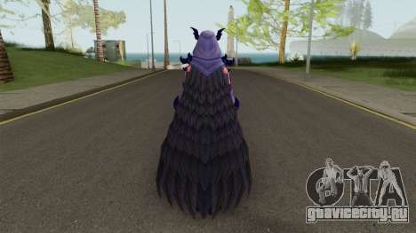 Raven Legendary Form DC Legends для GTA San Andreas