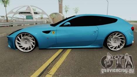 Ferrari FF SlowDesign 2011 для GTA San Andreas