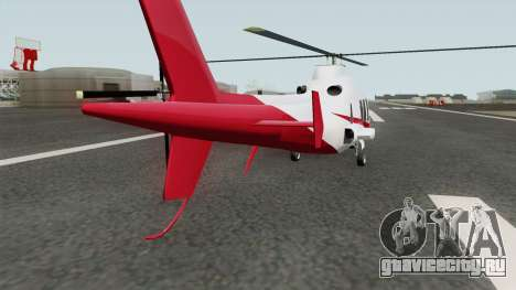 Buckingham Swift Retro GTA V для GTA San Andreas