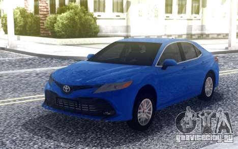 Toyota Camry 2019 3,5 для GTA San Andreas