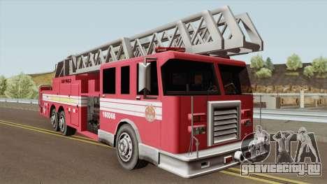 Firela Bombeiros SP TCGTABR для GTA San Andreas