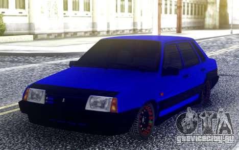 ВАЗ 2199 для GTA San Andreas