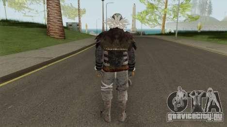 GTA Online Arena War Skin 2 для GTA San Andreas