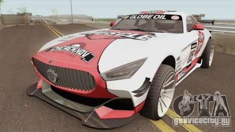 Benefactor Schlagen GT GTA V IVF для GTA San Andreas