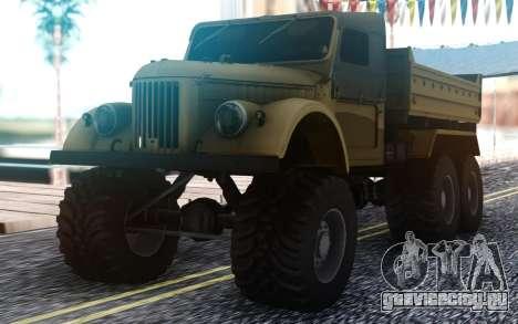 ГАЗ 69 6х6 для GTA San Andreas