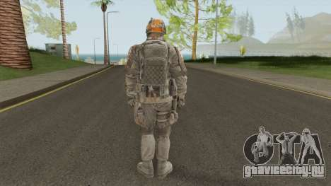 Explosive The Zulu Squad (Spec Ops: The Line) для GTA San Andreas