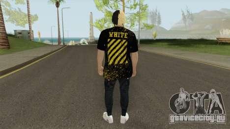 Skin Random 125 (Outfit Import Export) для GTA San Andreas
