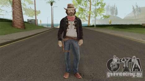 Thomas McCall From Call of Juarez для GTA San Andreas