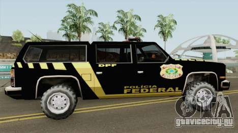 Fbiranch - Policia Federal для GTA San Andreas
