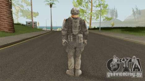 Elite 02 The Zulu Squad (Spec Ops: The Line) для GTA San Andreas