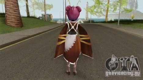 Entoma Vasilissa Zeta from Overlord для GTA San Andreas
