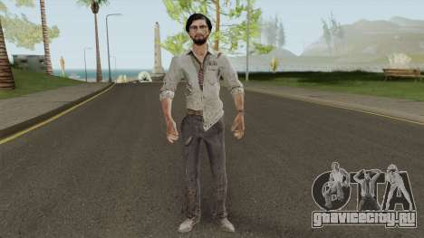 Marlton Johnson для GTA San Andreas