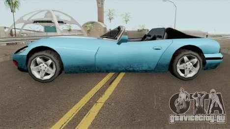 Banshee (PS2 Version) для GTA San Andreas