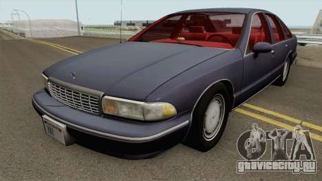 Chevrolet Caprice 1993 Civilian для GTA San Andreas