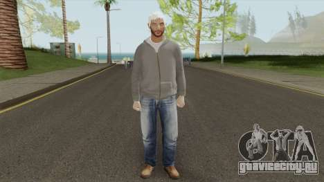 Tom Hardy As Eddie Brock для GTA San Andreas
