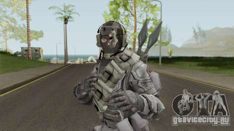 Grenade Thrower (PvE) From Warface для GTA San Andreas