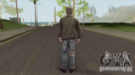 Nathan Gould from Crysis 2 для GTA San Andreas
