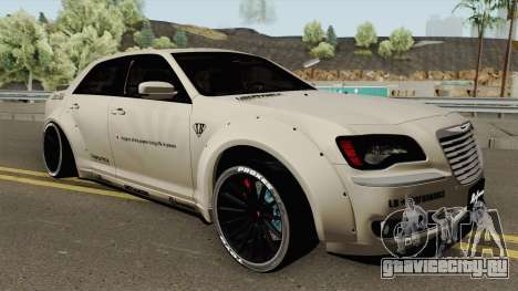 Chrysler 300 SRT8 Liberty Walk LB Performan 2012 для GTA San Andreas