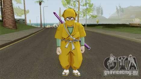 Ninja Dbz Revenge of King Piccolo для GTA San Andreas