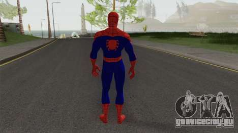 Spiderman Classic 1994 (The Animated Seriers) для GTA San Andreas