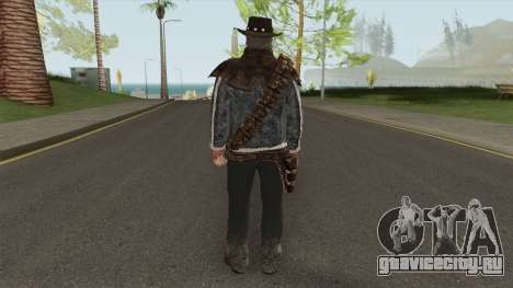 Red Dead Redemption 2 Skin для GTA San Andreas