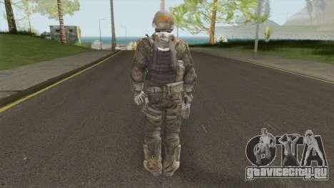 Spec Ops: The Line - Elite Heavy для GTA San Andreas