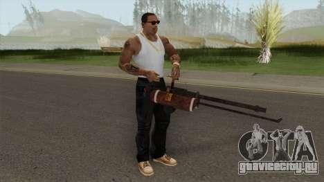 GTA Online (Arena War) Extra Flame для GTA San Andreas
