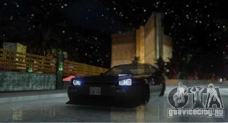 Blista Compact Low для GTA San Andreas