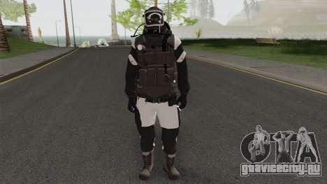 The Black Armoury для GTA San Andreas