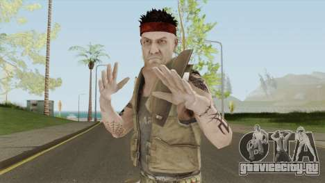 Commando (Spec Ops: The Line - 33rd Infantry) для GTA San Andreas