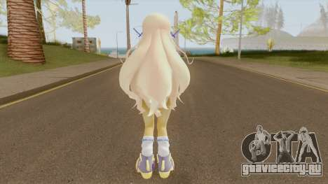 Exposed Anime Girl Ver2 для GTA San Andreas