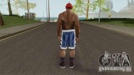 CJ Boxing Outfit (Ped) для GTA San Andreas