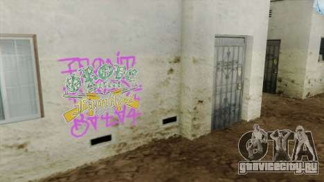 New Tags для GTA San Andreas