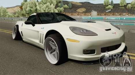 Chevrolet Corvette ZR1 2010 Stance для GTA San Andreas