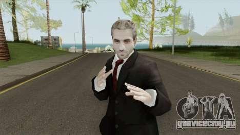 Mafia Skin from GTA IV v1 для GTA San Andreas