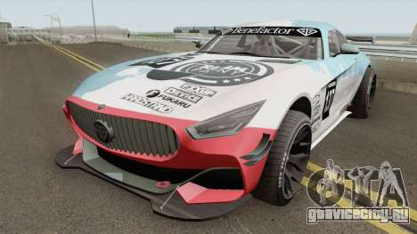 Benefactor Schlagen GT3 GTA V IVF для GTA San Andreas