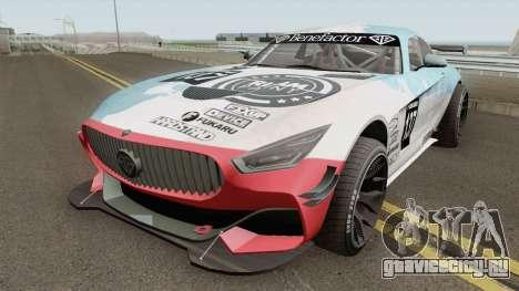 Benefactor Schlagen GT3 GTA V для GTA San Andreas
