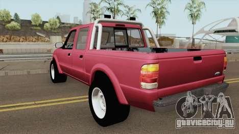Ford Ranger 2000 для GTA San Andreas