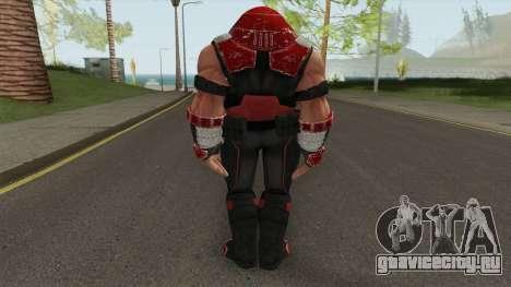 Juggernaut From Marvel Strike Force для GTA San Andreas
