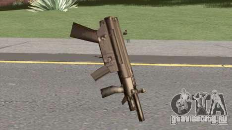 MP5 From GTA Vice City для GTA San Andreas