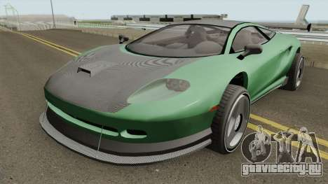 Jaguar XJ220 1992 (Penetrator Style) для GTA San Andreas