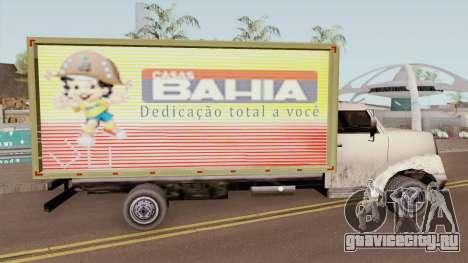 Yankee Service Truck TCGTABR для GTA San Andreas