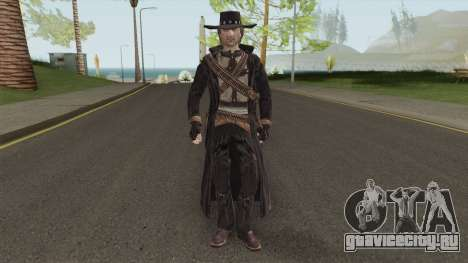 Ray McCall From Call of Juarez для GTA San Andreas