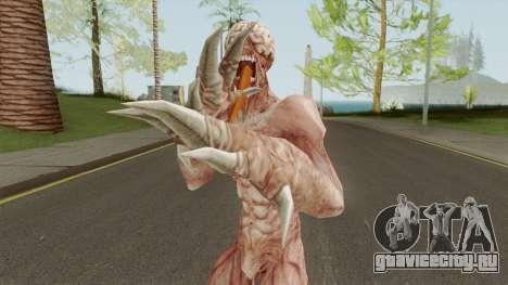 Licker V1 (Resident Evil: The Darkside Chronic) для GTA San Andreas